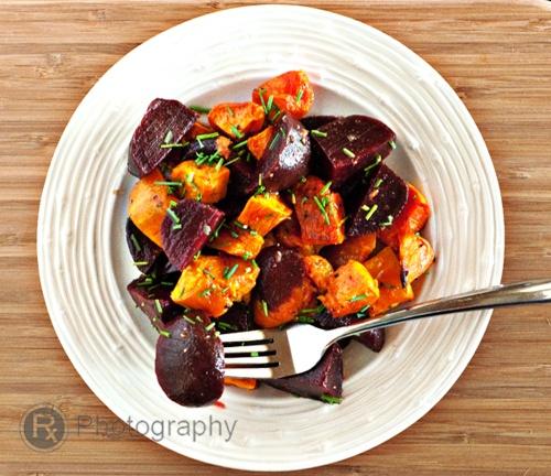 Sweet potato beet salad | Eat | Pinterest