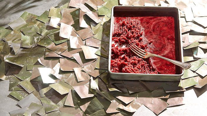 Cherry granita | Italian & Italian-American Recipes | Pinterest