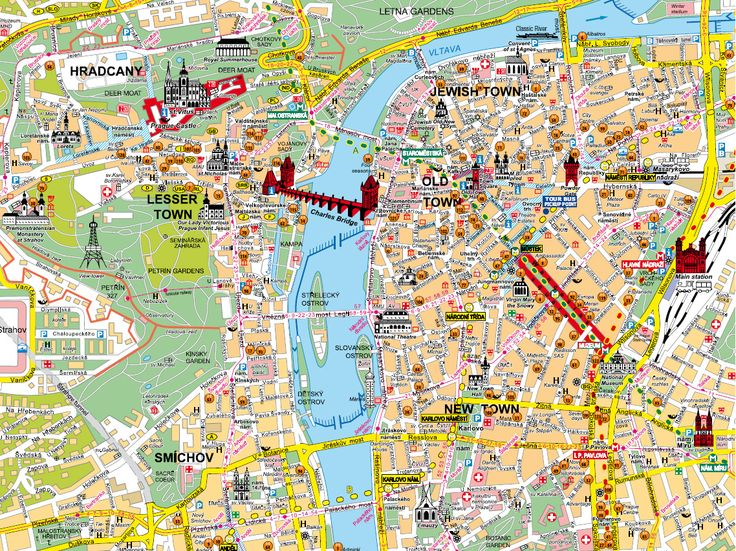 Belgrade City Map Pdf