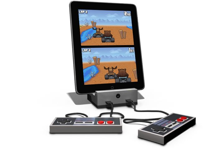 Kickstarter Gadgets: GameDock Turns Your iPhone Into A Console