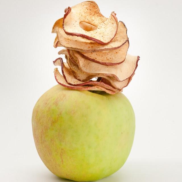 Apple Chips. Ingredients: Apples, Cinnamon, Sugar. Substitute 2 tbsp ...