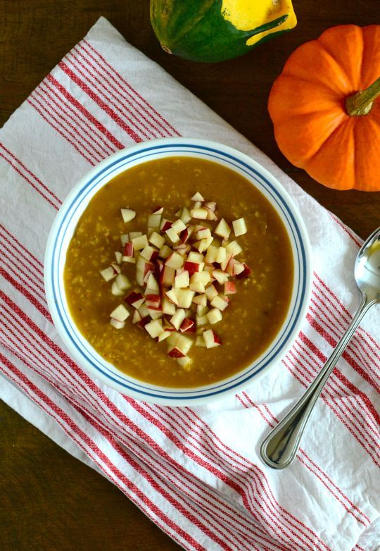 Pumpkin Spiced Oatmeal. Nommy. | OmNomNomNom | Pinterest