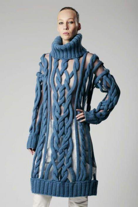 Fashion, knitting, and saving the world 2