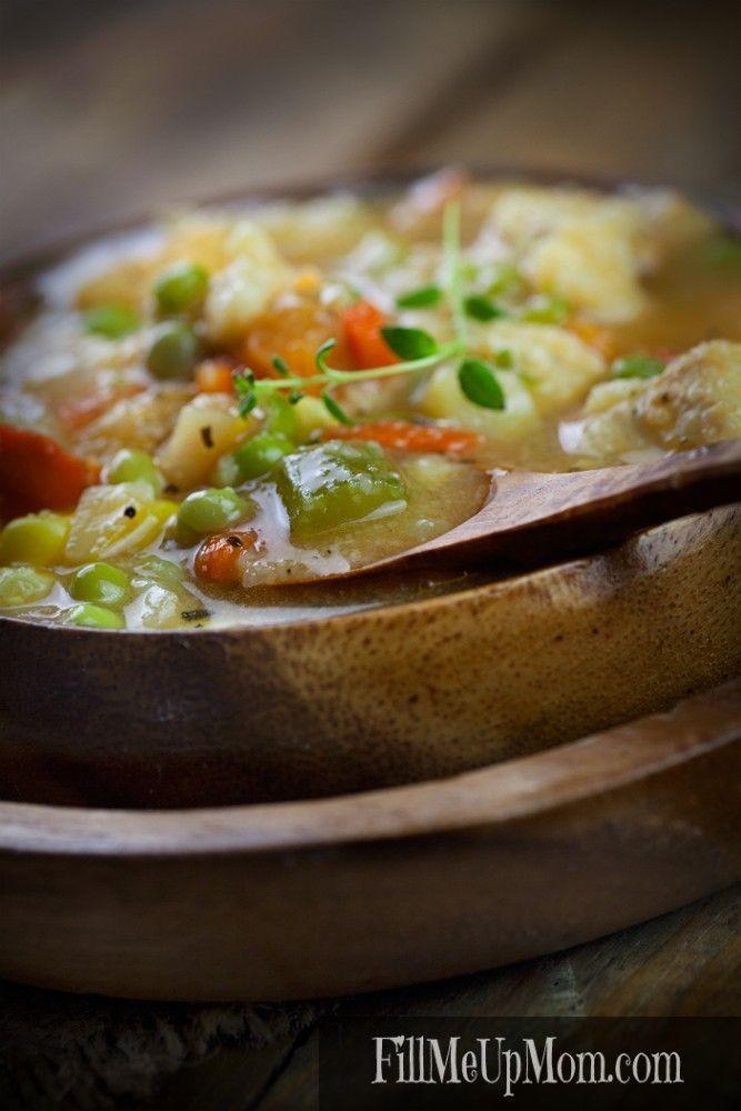 Chicken Vegetable Stew | Insulin Resistance Diet | Pinterest