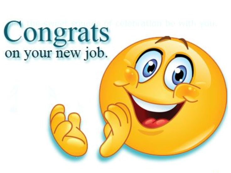 Congratulations on your new job cute digitalspacefo congratulations on your new job cute m4hsunfo