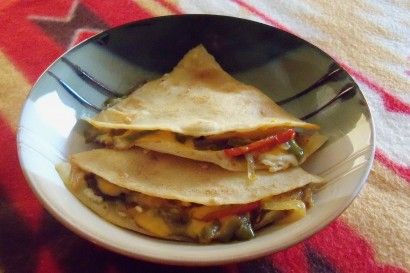 Drip Beef Quesadillas with Dijon Garlic Butter | Tasty Kitchen: A ...