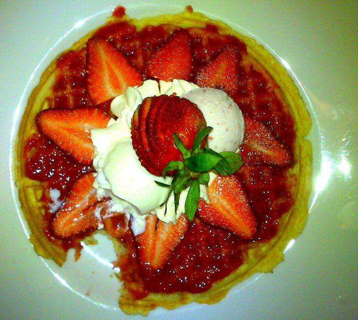 Crepes waffles colombia