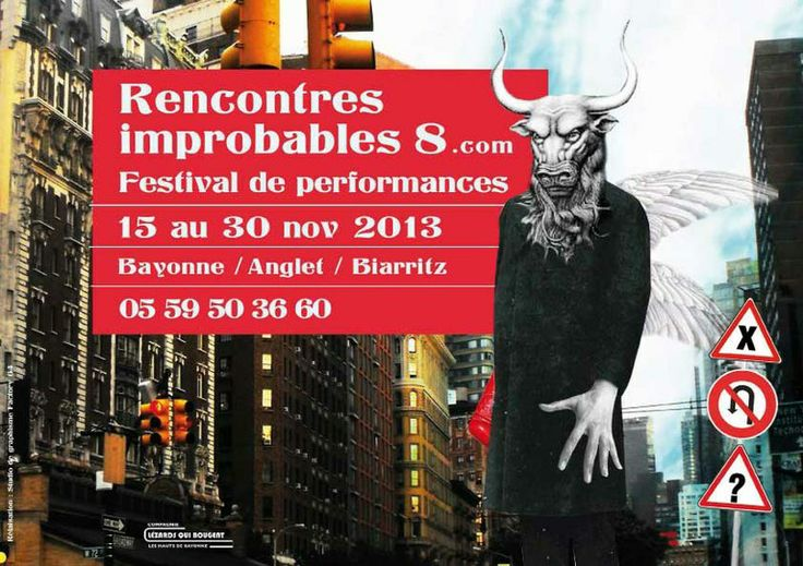 Rencontres improbables bayonne 2012