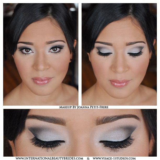 Bridal Makeup Tutorial By Maybelline New York : Pin by Joanna Petit-Frere on Makeup in a Flash Pinterest