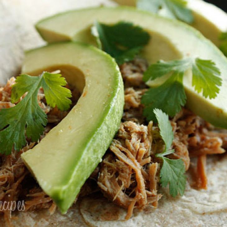 Mexican Slow Cooked Pork Carnitas Recipe   Food & Drink   Pinterest