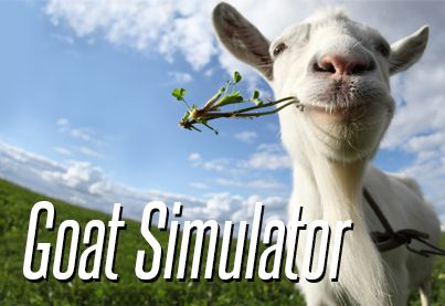 Goat Simulator coming to Xbox One