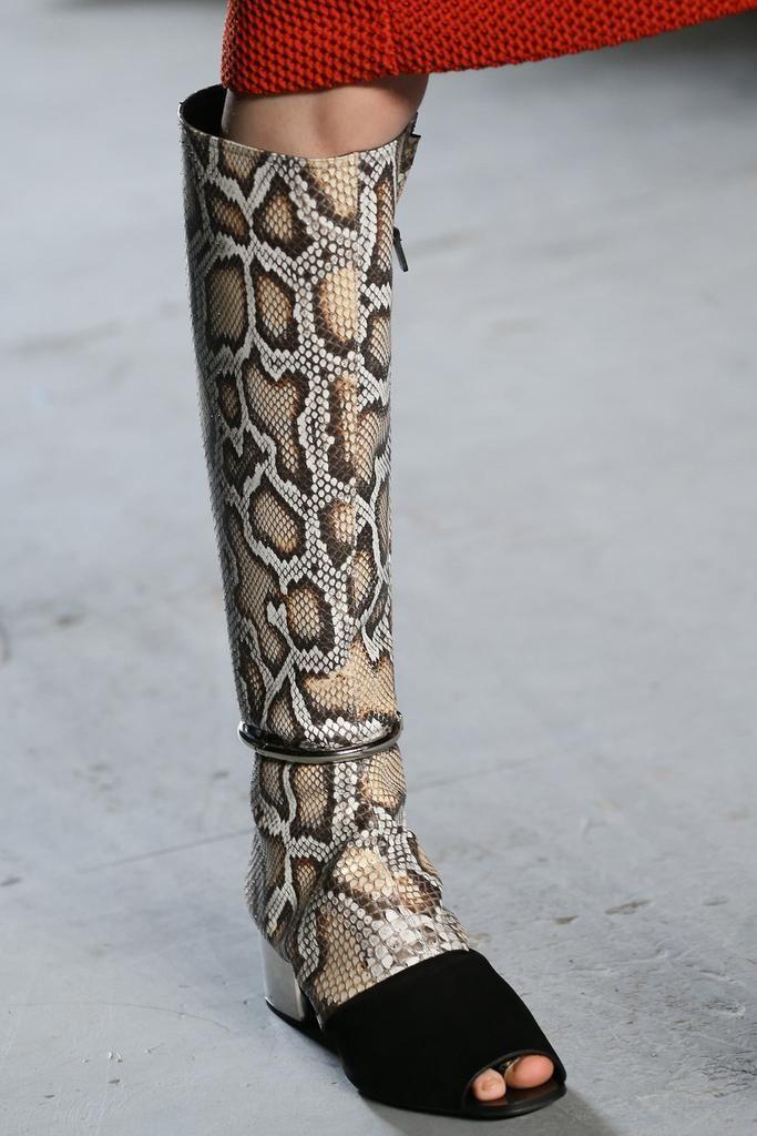 shoes @ Proenza Schouler Spring 2015