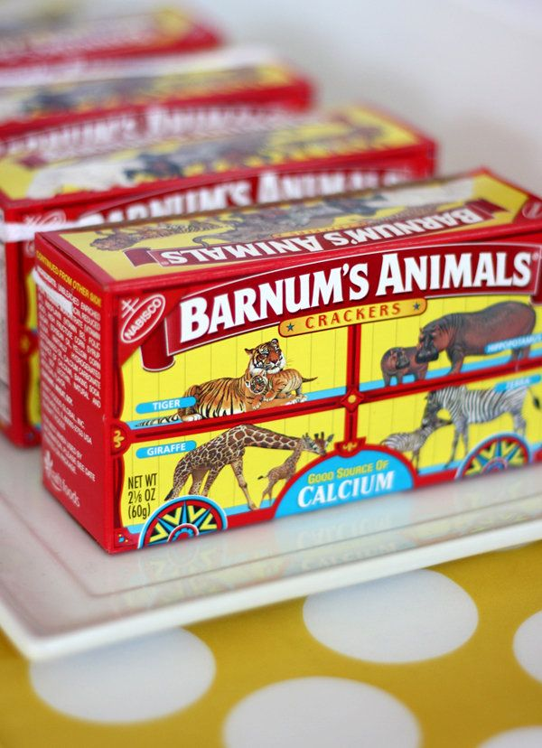 Animal Crackers My nanny used to buy me these when I went grocery ...