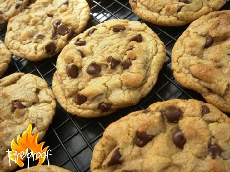 easy Chocolate Chip Cookies | Sweet Treats | Pinterest