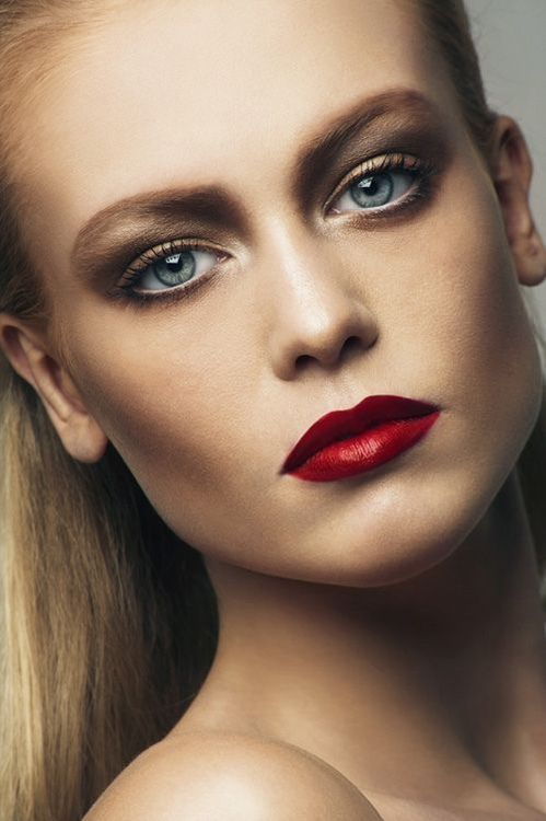 flawless makeup - fall look. | Makeup & Hair | Pinterest