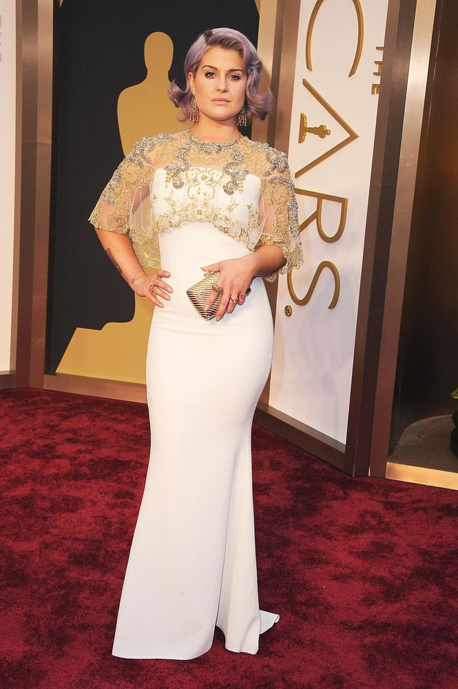 2014 Oscars Red Carpet - Kelly Osbourne