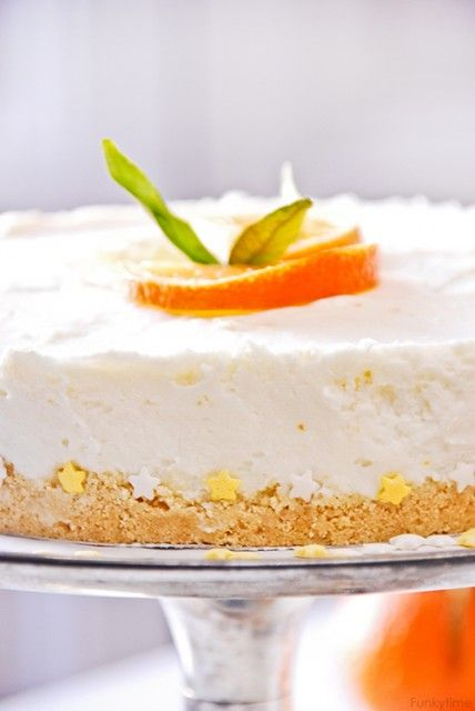 orange yogurt cake | Project Yum! | Pinterest