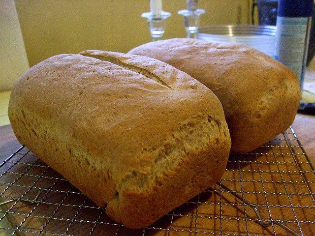 Oatmeal-Potato Bread | Breads (sweet & savory) | Pinterest