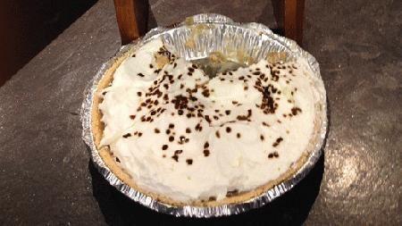 Coffee Cream Pie - WLOS - Asheville Carolina Kitchen - ABC