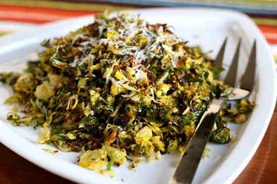 Shredded Brussel Sprouts | Delicious, extravagant, organic - FOOD | P ...