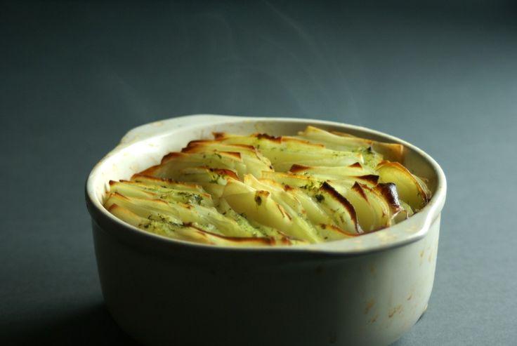 domino potatoes | Cumbrian Bloggers | Pinterest