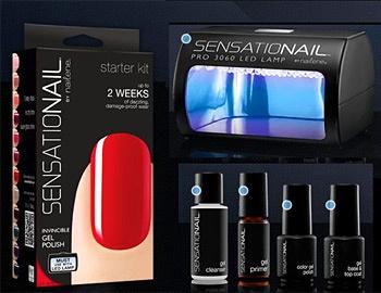 Sensational: Gel Manicures at Home