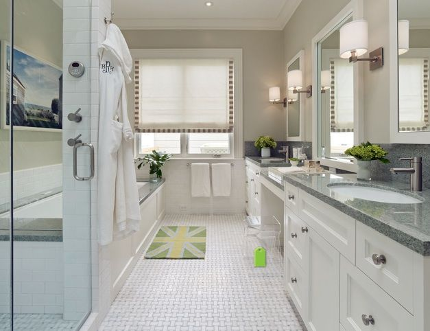 Long narrow bathroom bathrooms pinterest