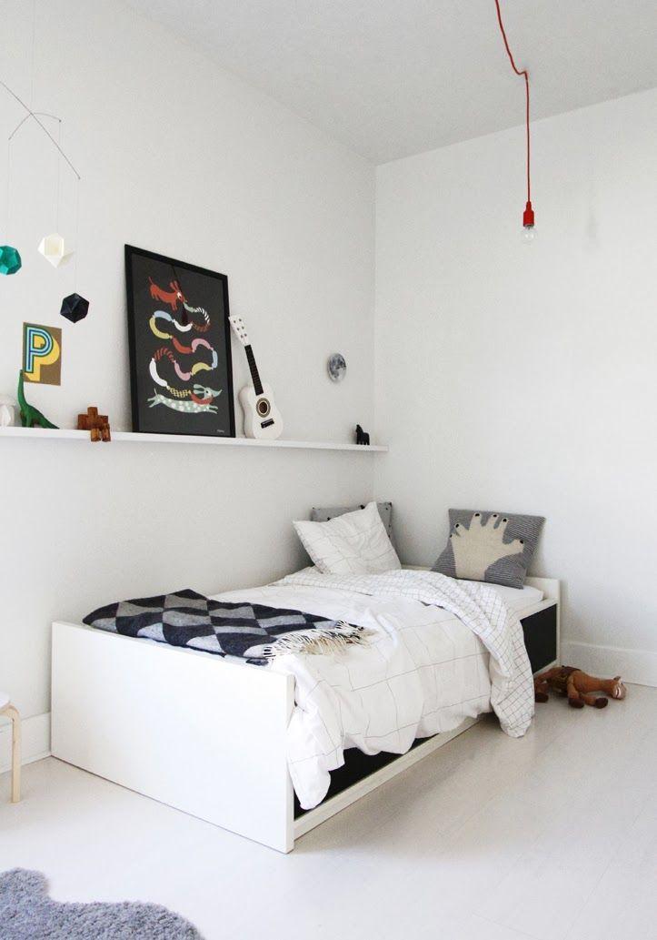 Best Mommo Design Minimalist Boys Rooms Kids Room Pinterest 400 x 300