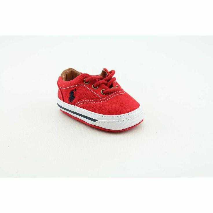 Ralph Lauren newborn boys shoes