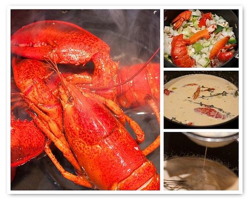 Lobster Shepherd's Pies Recipe — Dishmaps
