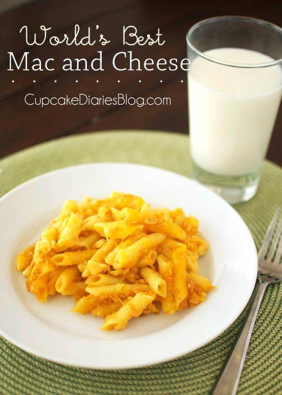 World's Best Mac and Cheese | Recipe