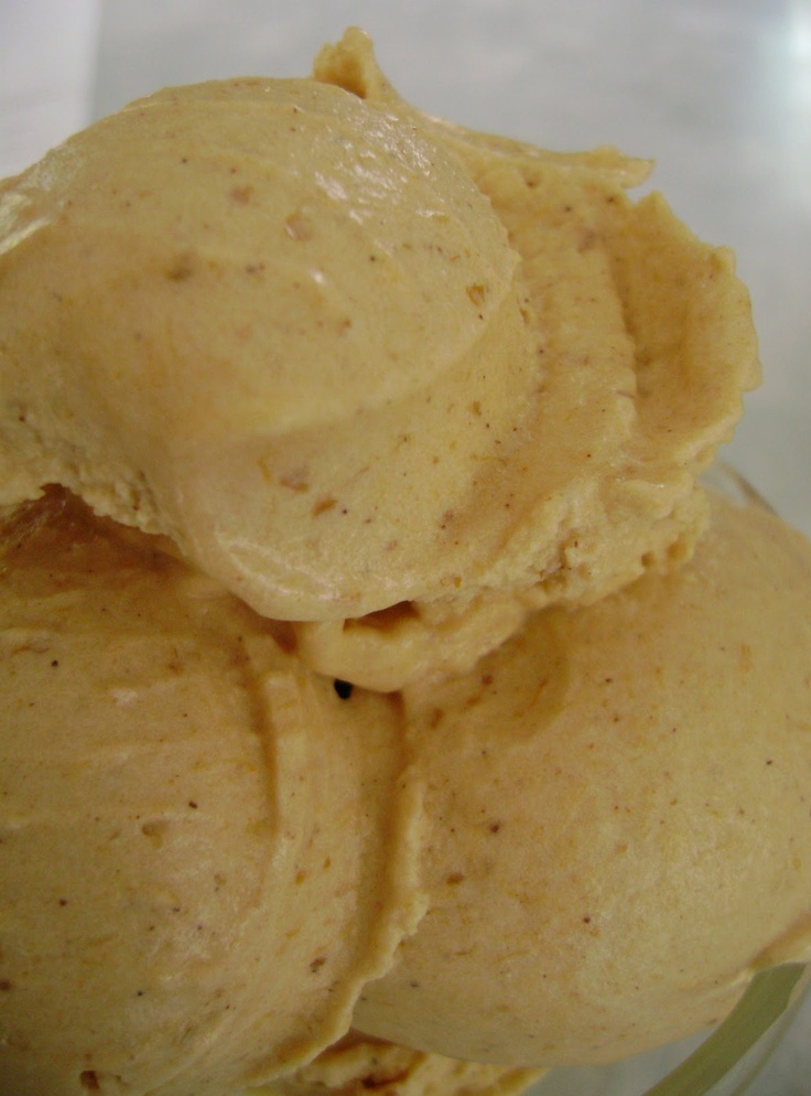 Pumpkin Pie Ice Cream | Yummy Recipes | Pinterest