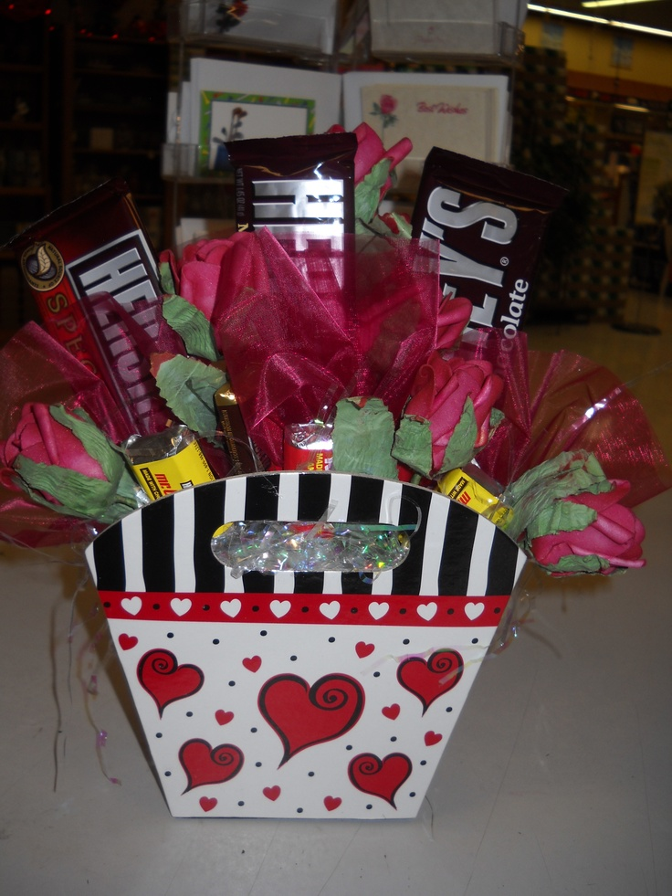 valentines day edible arrangements for him