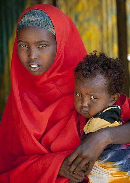 Kids in Somaliland