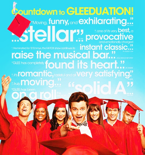 for the Gleeks out there