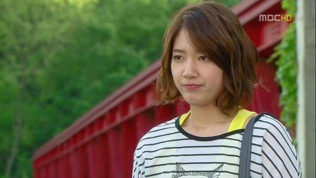 Park Shin Hye Heartstrings | Short hair style | Pinterest