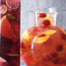 Raspberry Mango Sangria Calories: 80 / serving Ingredients 1 mango ...