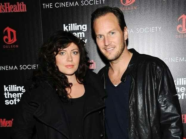 Patrick Wilson & wife | Adorable Men | Pinterest