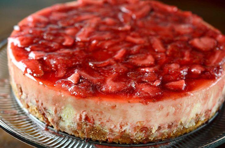... strawberry cheesecake ice cream chocolate strawberry cheesecake