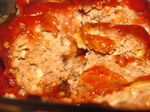 My Moms Meatloaf Recipe. Photo by kellychris