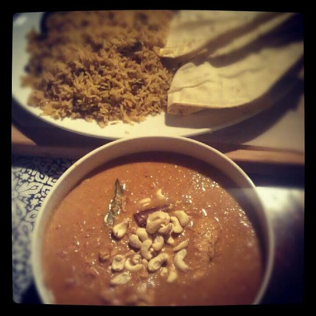 Creamy chicken and cashew curry | Food! | Pinterest