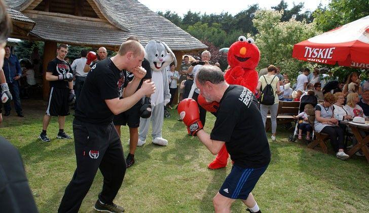 Boks - Landowski Boxing