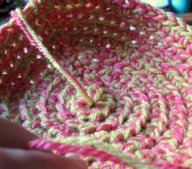 LalaMountain Mama: Free Crochet Bowl Pattern