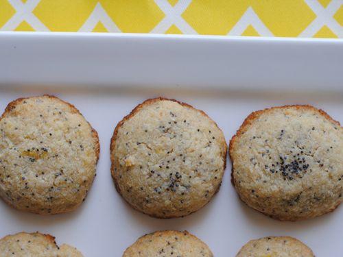Lemon PoppySeed Cookies - Paleo and GF | Food | Pinterest