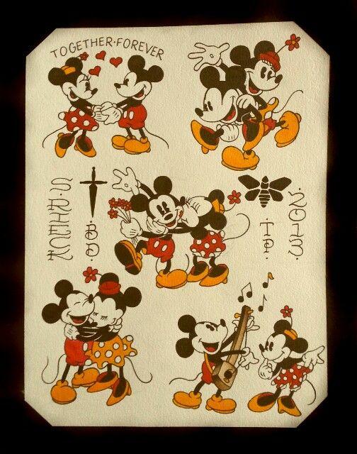 chola minnie mouse - photo #7