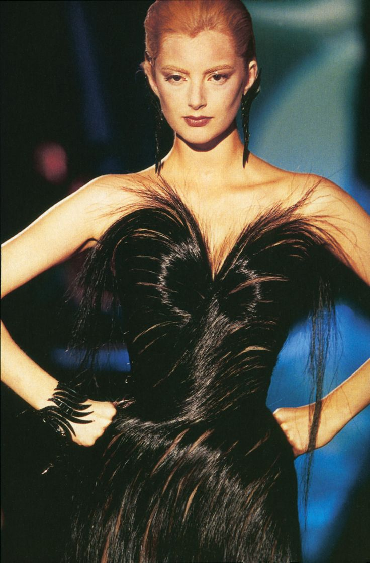 Thierry Mugler couture