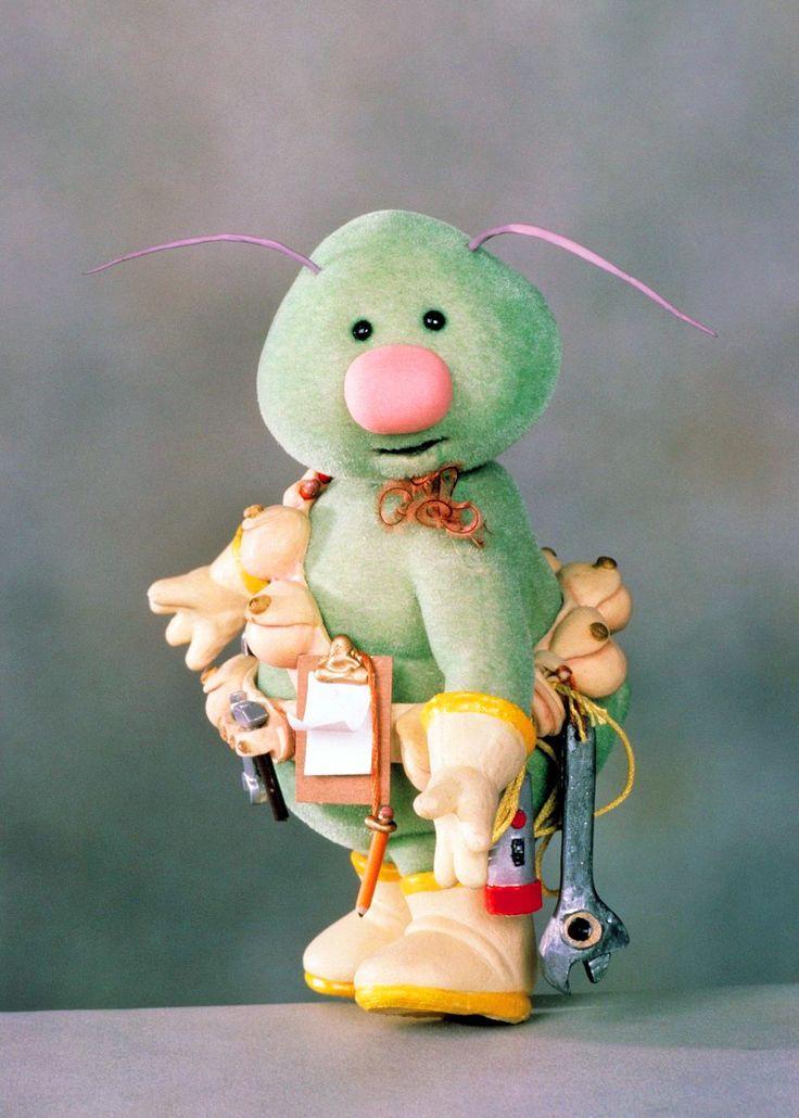 muppet Fraggle Rock-Doozer | Muppets/Jim Henson | Pinterest