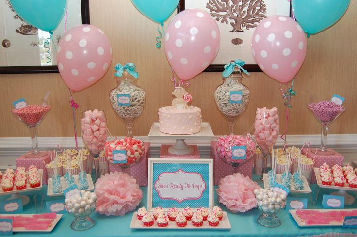 She 39 S Ready To Pop Baby Shower Baby Parties Pinterest