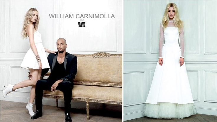 carnimolla tati mariage, mariée, bride, mariage, wedding, robe ...