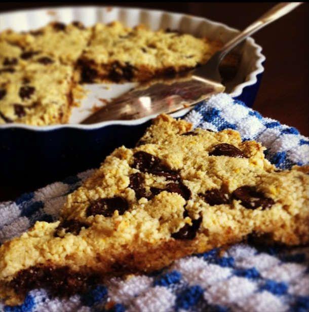 Gluten Free Chocolate Scones | Gluten Free for Suse! | Pinterest
